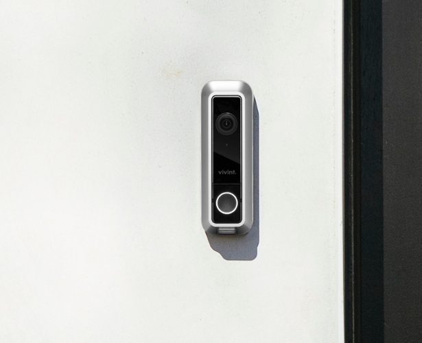 vivint doorbell camera set up