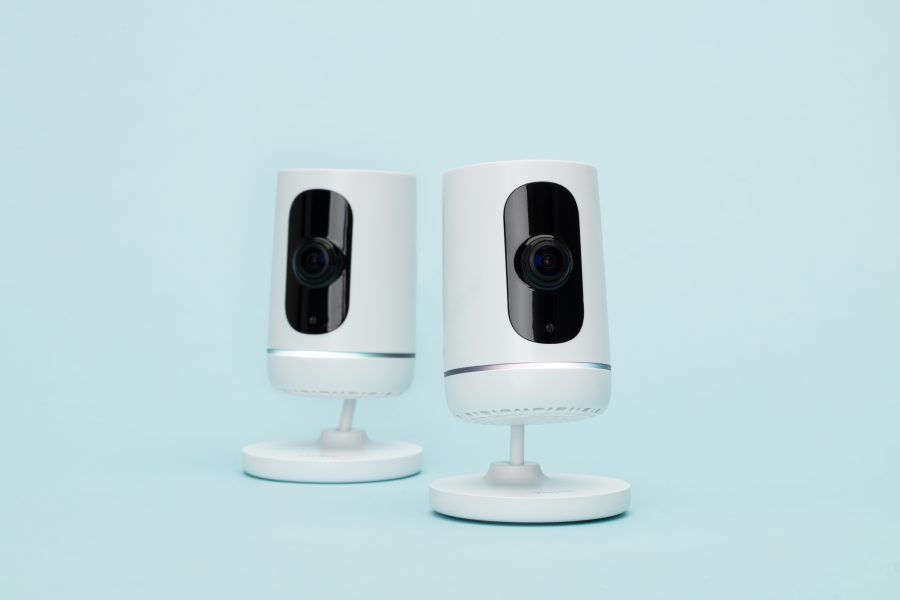 2 vivint ping cameras