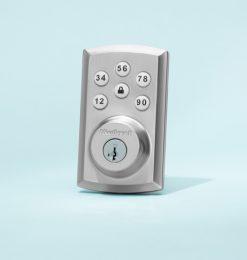 vivint smart door lock