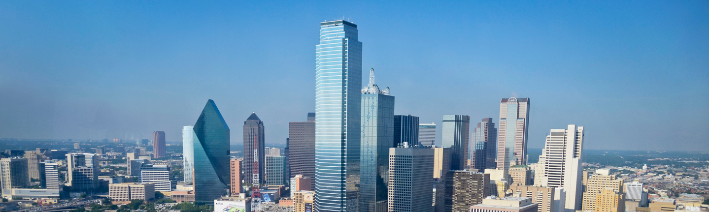 Vivint Dallas in downtown Dallas