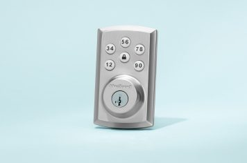 Vivint smart lock product