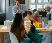 man dims lights in vivint smart home through amazon echo