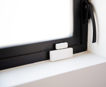 Vivint window sensors