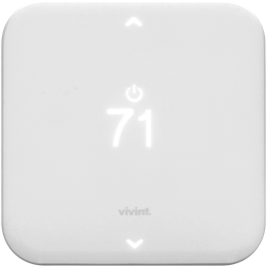 Vivint thermostat smart thermostat product