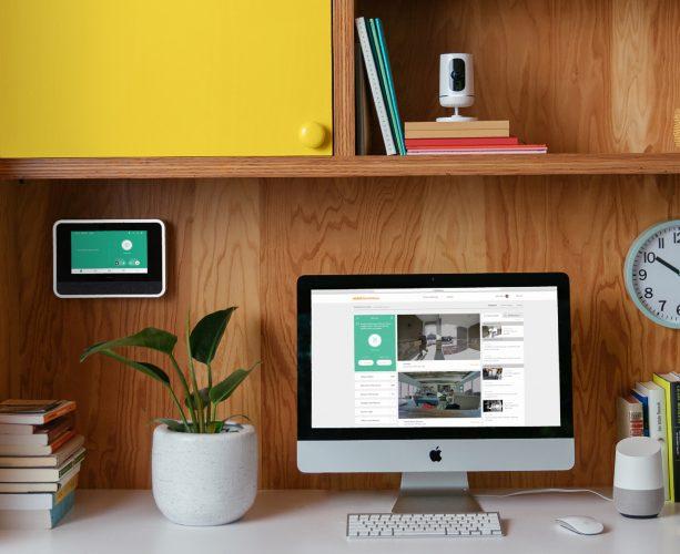 Google home as part of vivint smart home set up