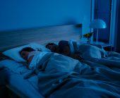 Vivint smart home with Philips hue lights