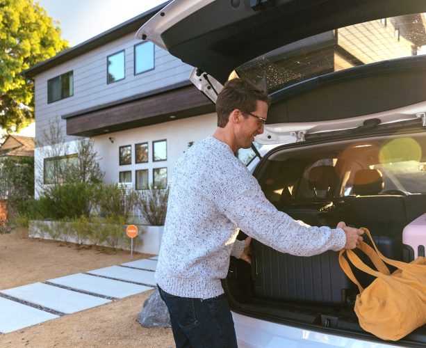 Vivint Smart Home with smart lights