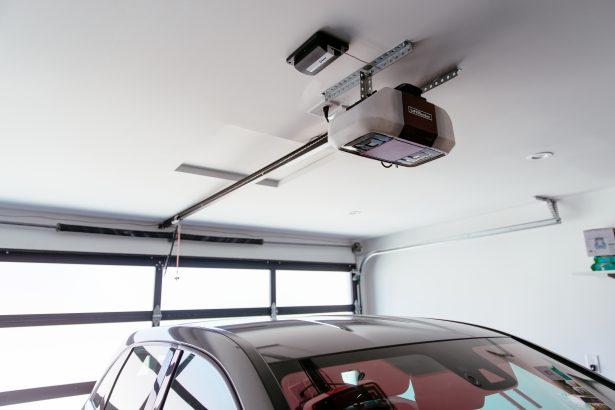 Vivint garage door opener