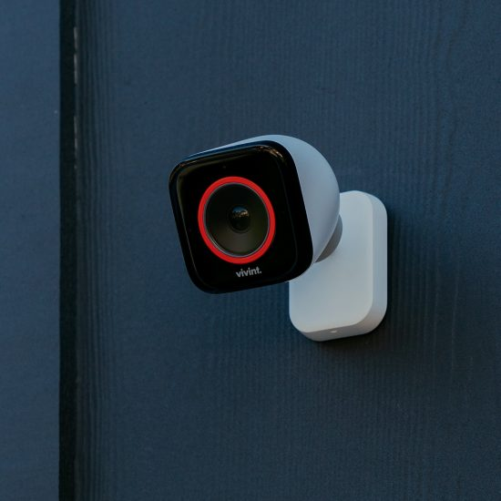 Vivint outdoor camera pro in place