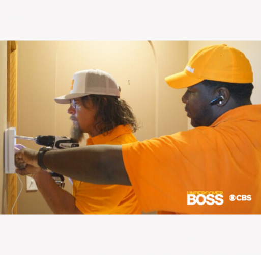 Vivint CEO on undercover boss