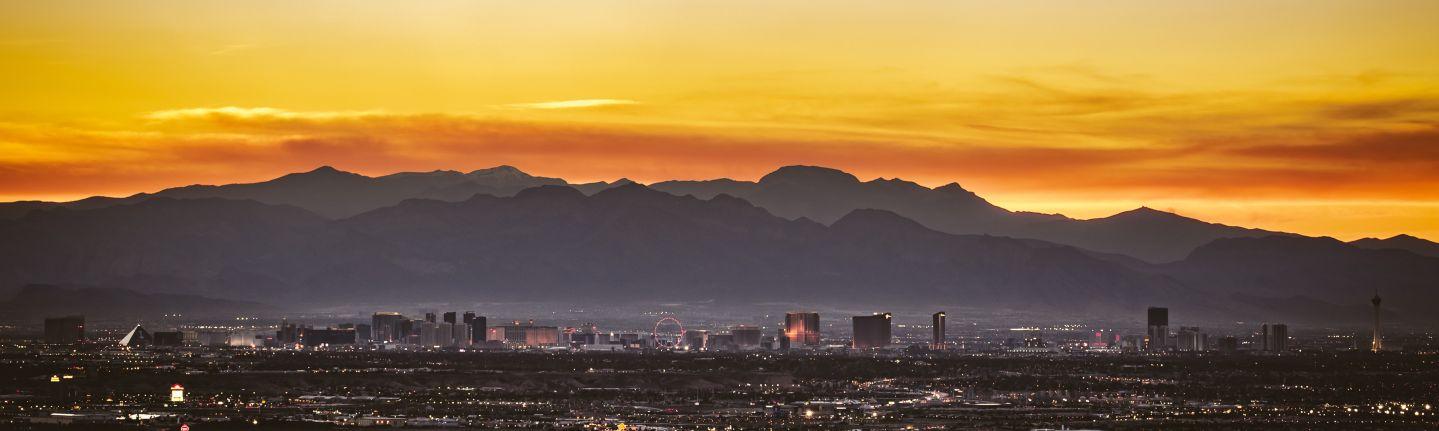Las Vegas valley